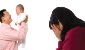 Ứng xử khi chồng ngoại tình và có con riêng