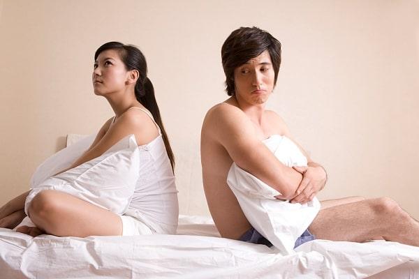 Nguyên nhân chồng ngoại tình khi không hòa hợp chăn gối
