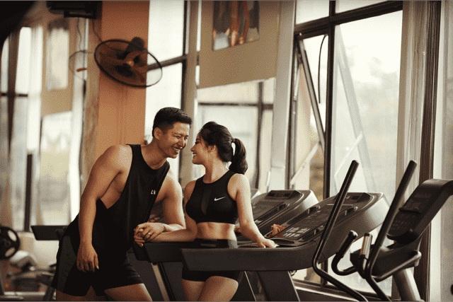 chồng ngoại tình với gái phòng gym