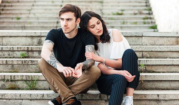 cuộc sống hôn nhân không sex