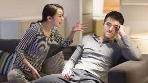Chồng lạnh nhạt với vợ