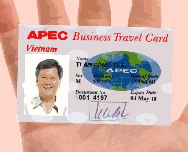 Quy trình dịch vụ làm thẻ Apec của Viet Green Apec