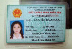 Dịch vụ tra cứu thông tin cá nhân từ CMND/ căn cước